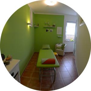 Raum 2 - Massagen