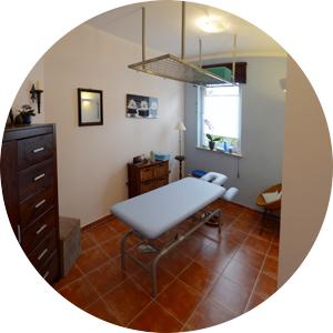Raum 3 - Schlingentisch & Manuelle Therapie